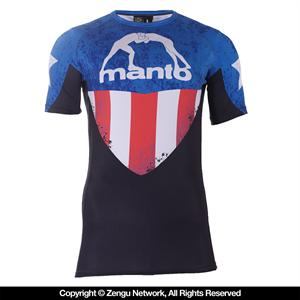 Manto Hero Short Sleeve Rashguard